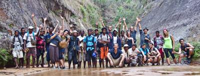 Ecovolontaires à Madagascar avec Naturevolution